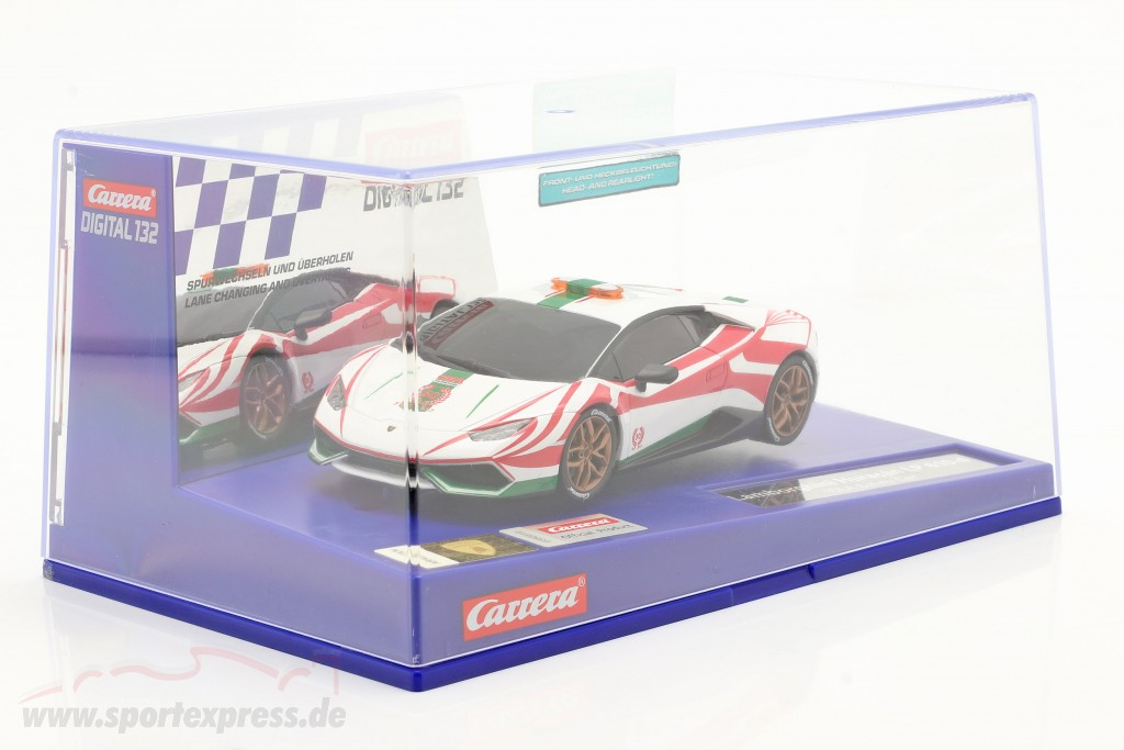 Digital 132 SlotCar Lamborghini Huracan LP 610-4 CEA Safety Car 2017  Carrera
