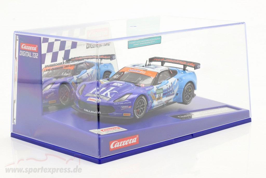 Digital 132 SlotCar Chevrolet Corvette C7.R #13 RWT-Racing  Carrera