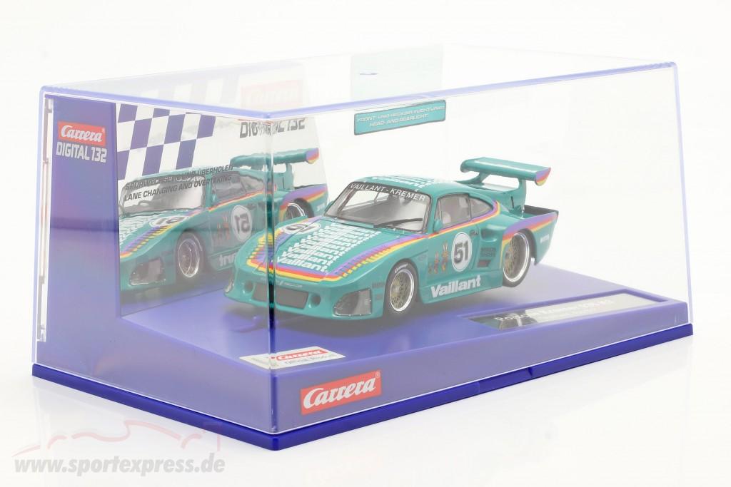 Digital 132 SlotCar Porsche Kremer 935 K3 #51 Vaillant  Carrera