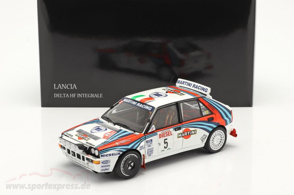 Lancia Delta HF Integrale #5 Winner Rallye SanRemo 1992
