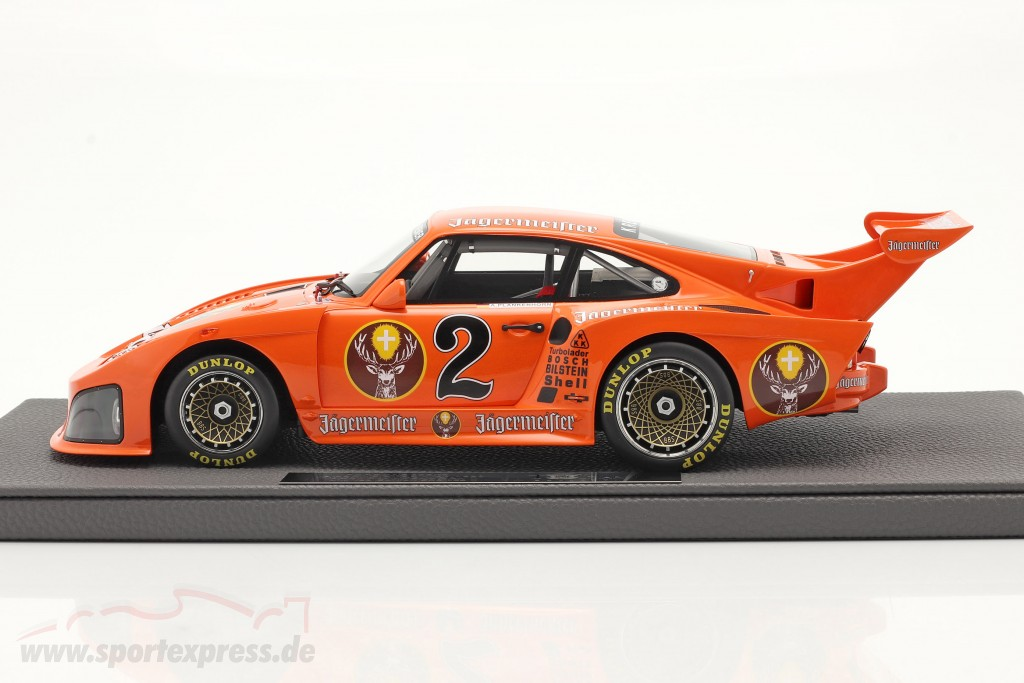Porsche 935 K3 Jägermeister #2 DRM 1980 A. Plankenhorn