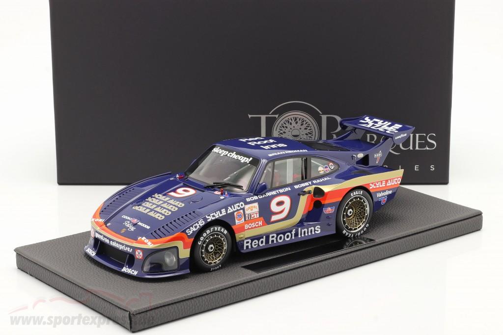 Porsche 935 K3/80 #9 winner 24h Daytona 1981 Garretson Racing