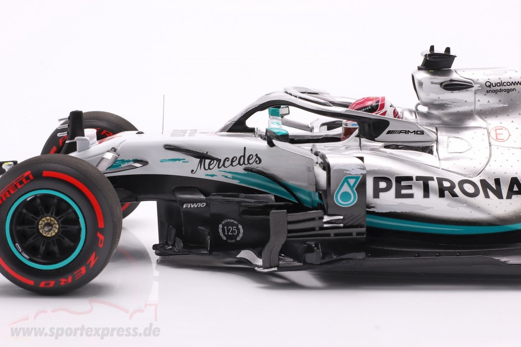 L. Hamilton Mercedes-AMG F1 W10 #44 German GP F1 World Champion 2019