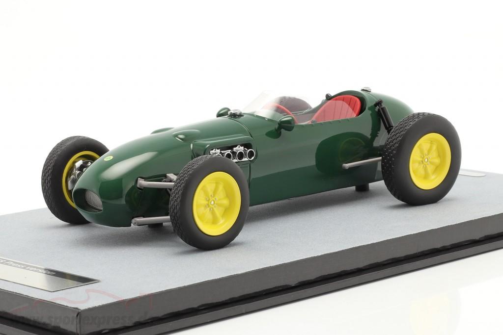 Lotus 12 Press version 1958 british racing green