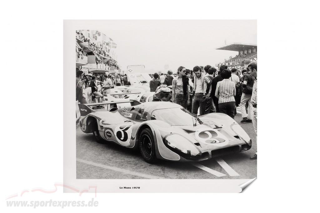 Book: 24 Hours of LeMans 1970 / Edition Porsche Museum (German)