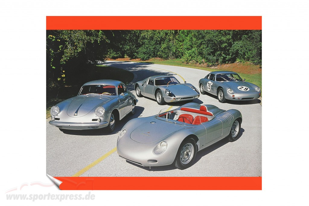 Book: Porsche air cooled byDennis Adler