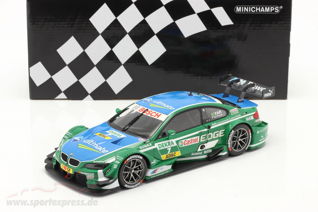 Augusto Farfus BMW M3 DTM #7 DTM 2013 Team RBM