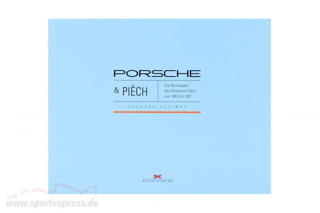 Book: Porsche & Piëch by Eckhard Schimpf