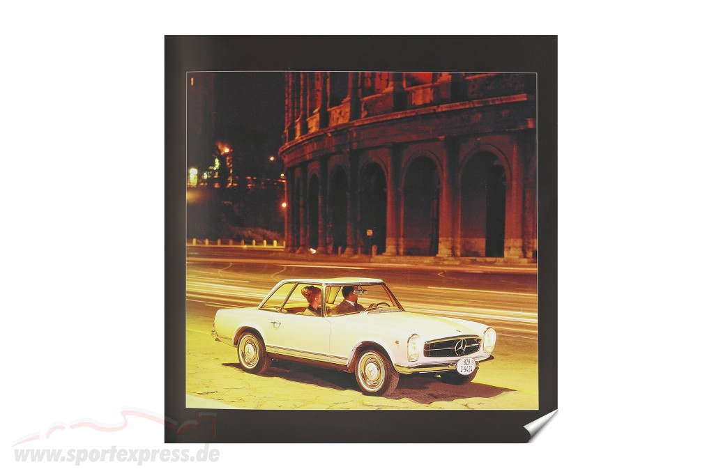 "Book: Mercedes-Benz SL ""Pagode"" - The model series W 113 from 1963 to 1971 by Brian Long"