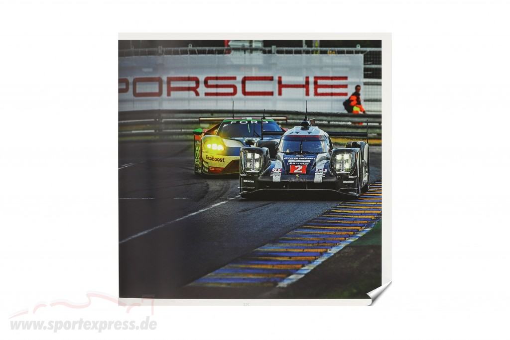 Book: Porsche Factory use by Frank Kayser (German)