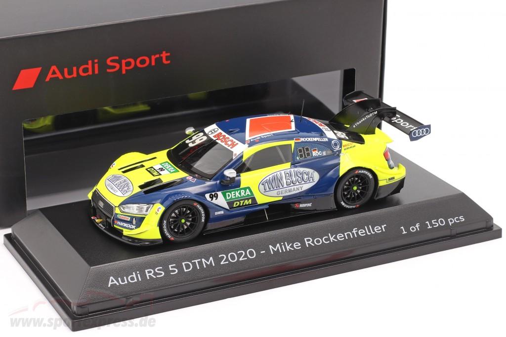 Audi RS 5 Turbo DTM #99 DTM 2020 Mike Rockenfeller
