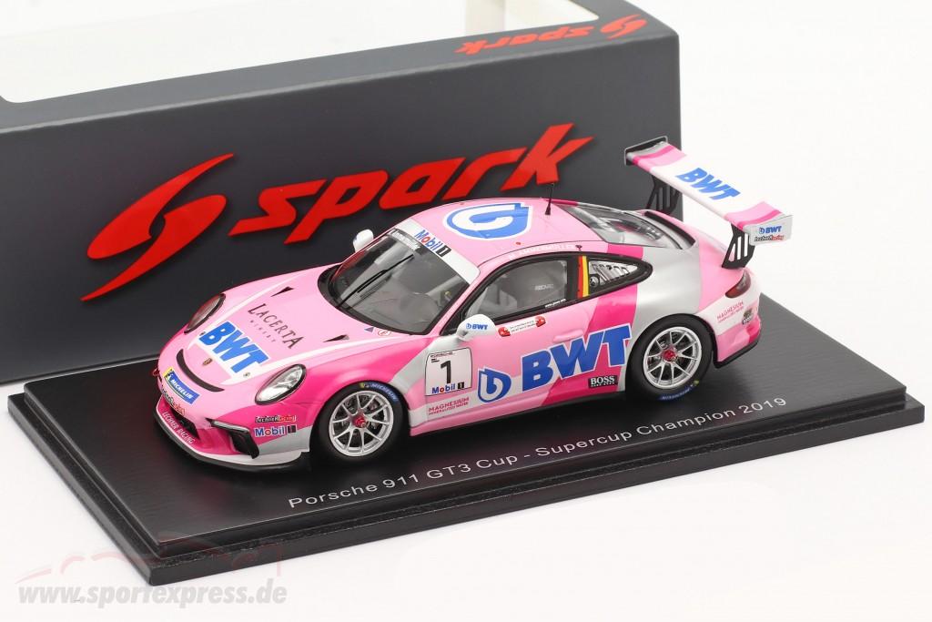 Porsche 911 GT3 Cup #1 Porsche Supercup champion 2019 M. Ammermüller