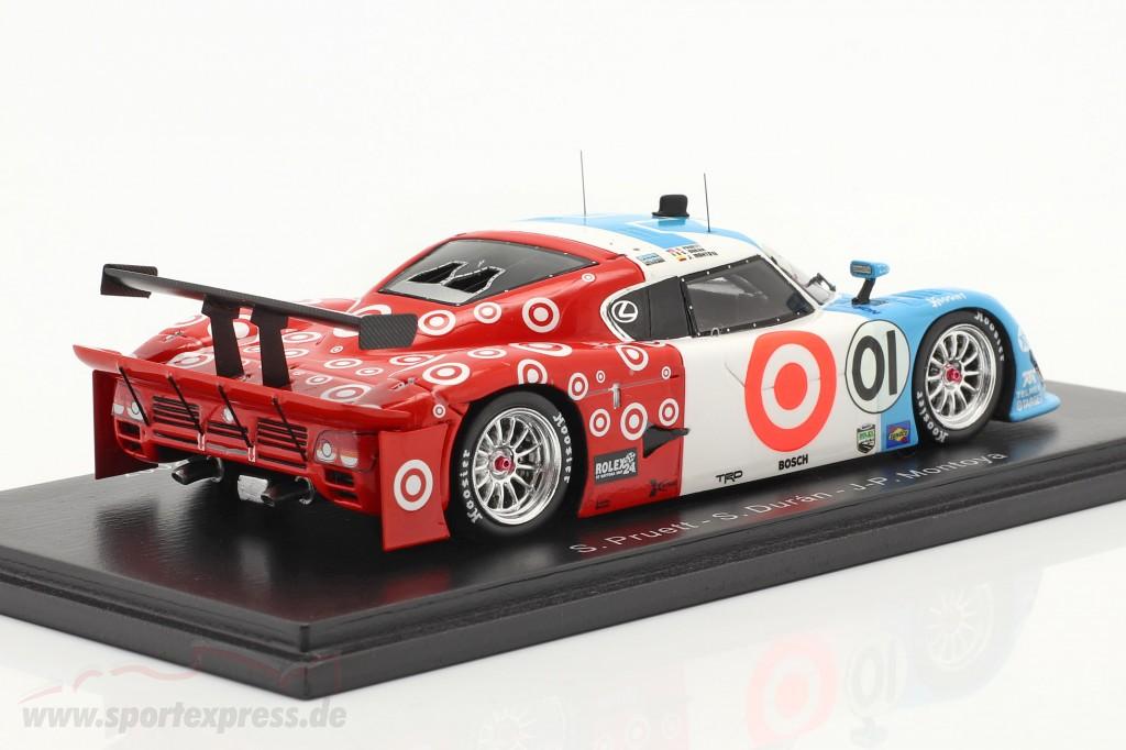Riley Mk XI #01 Winner 24h Daytona 2007 Montoya, Pruett, Duran