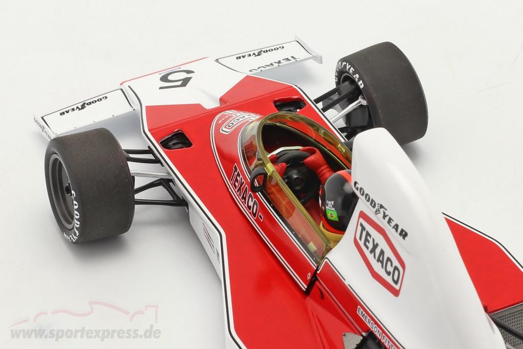 Emerson Fittipaldi McLaren-Ford M23 #5 formula 1 World Champion 1974