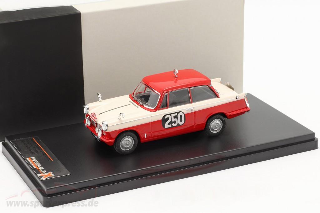 Triumph Herald Saloon #250 Rally Monte Carlo 1960