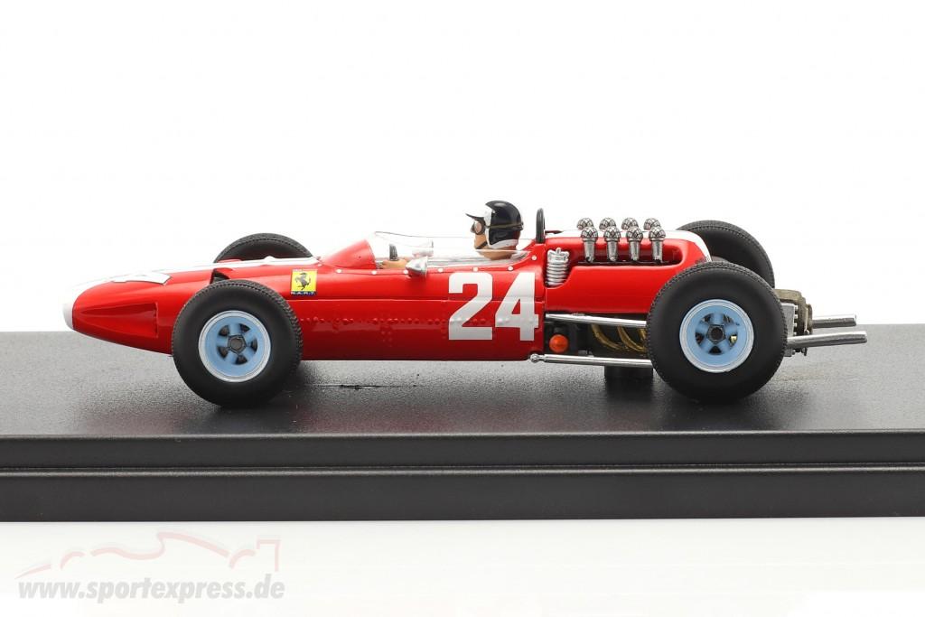 Bob Bondurant Ferrari 158 #24 USA GP formula 1 1965