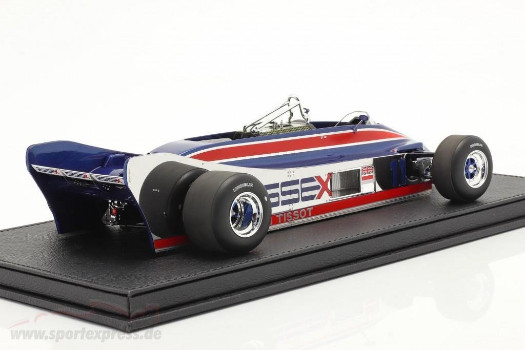 E. de Angelis Lotus 88A #11 Practice Long Beach GP formula 1 1981