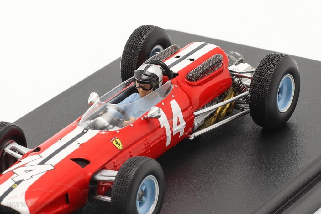 Pedro Rodriguez Ferrari 512 #14 5th USA GP formula 1 1965