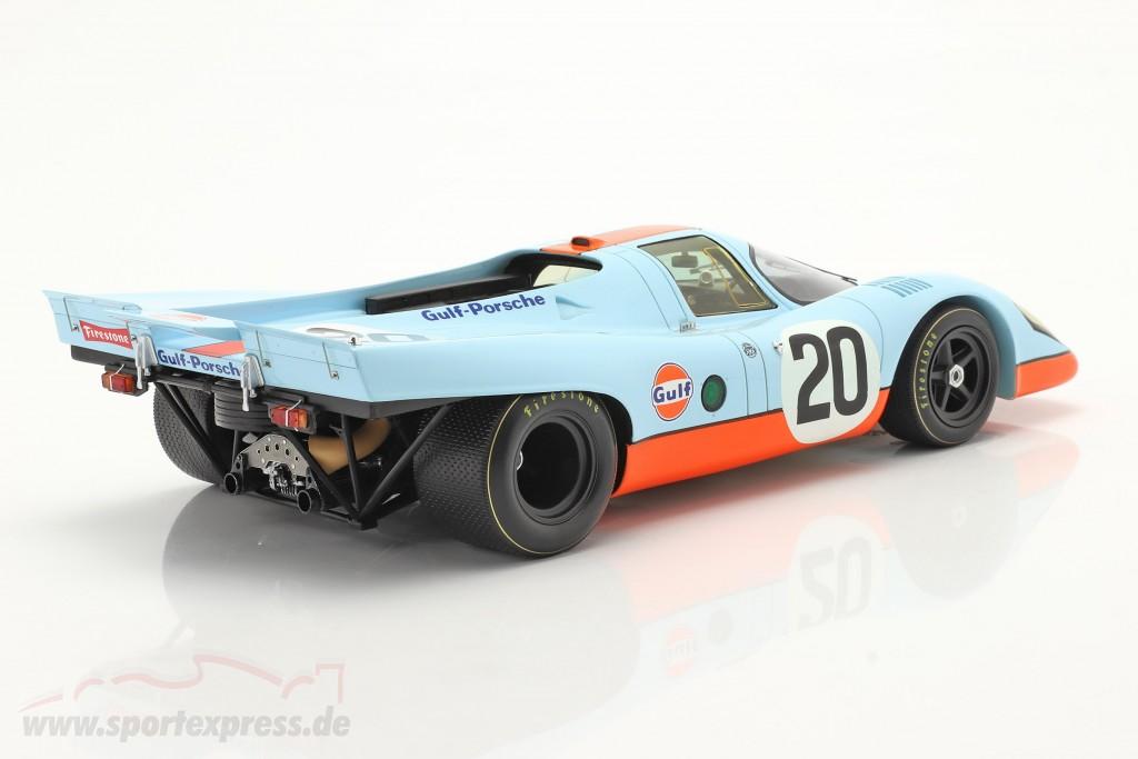 Porsche 917K #20 24h LeMans 1970 Siffert, Redman