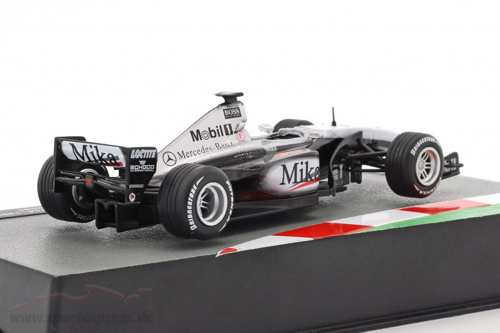 Mika Häkkinen McLaren MP4/14 #1 formula 1 World Champion 1999