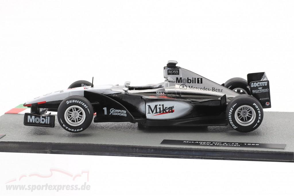 Mika Häkkinen McLaren MP4/14 #1 formula 1 World Champion 1999