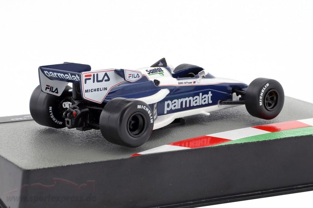 Nelson Piquet Brabham BT52B #5 formula 1 World Champion 1983