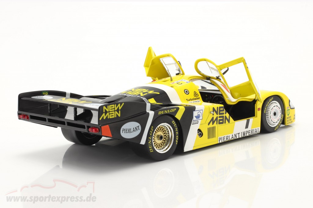 Porsche 956B #7 winner 24h LeMans 1984 Pescarolo, Ludwig
