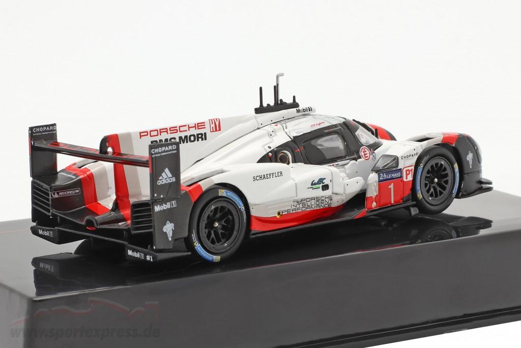 Porsche 919 Hybrid #1 24h LeMans 2017 Jani, Tandy, Lotterer