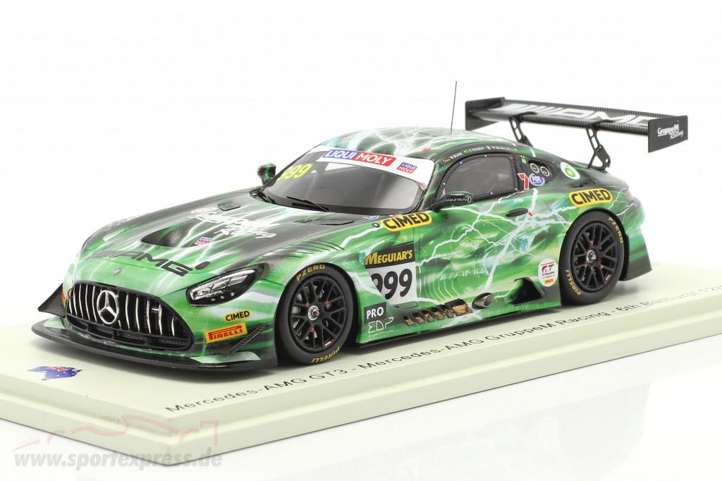 Mercedes-Benz AMG GT3 Evo #999 6th 12h Bathurst 2020 Gruppe M Racing