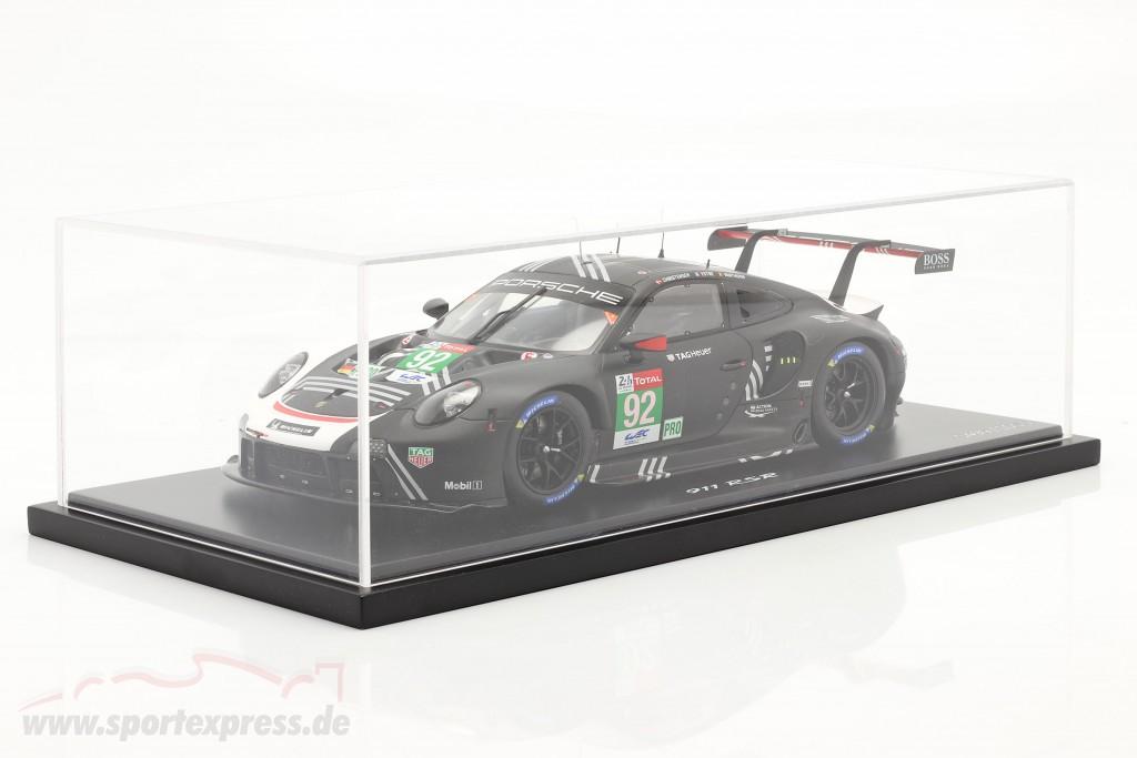 Porsche 911 RSR #92 24h LeMans 2020 Christensen, Estre, Vanthoor