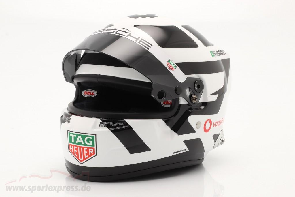 Andre Lotterer #36 TAG Heuer Porsche formula E 2020/21 helmet