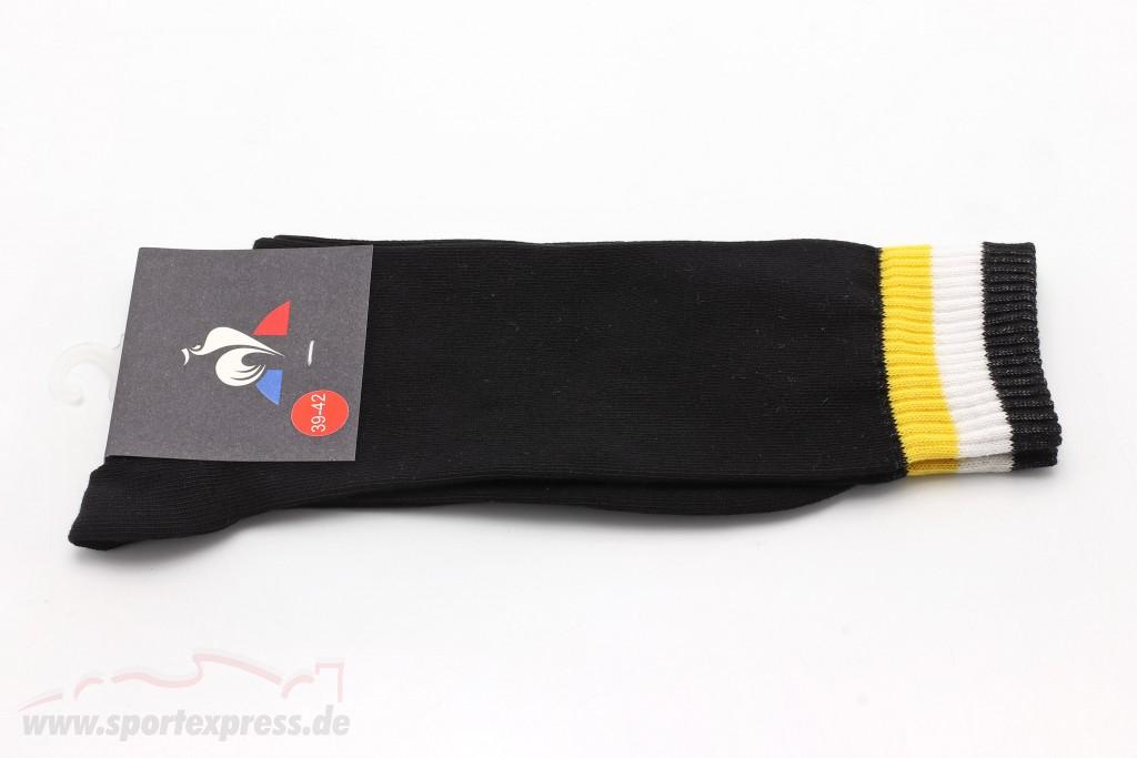 Socken Renault F1 Team schwarz Größe 39-42