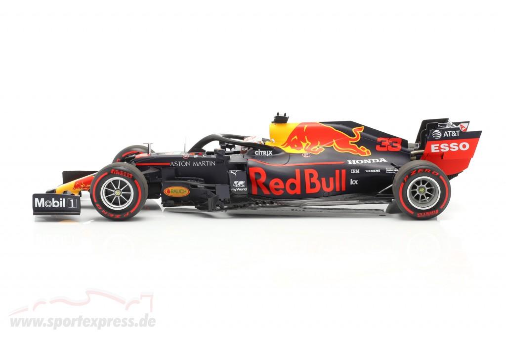 M. Verstappen Red Bull RB15 #33 Winner German GP formula 1 2019