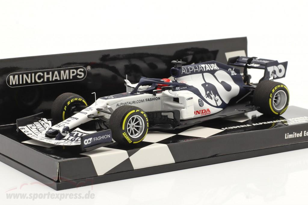 Daniil Kvyat Alpha Tauri AT01 #26 Italien GP Formel 1 2020