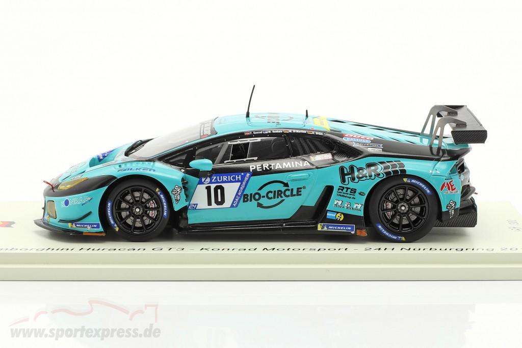 Lamborghini Huracan GT3 #10 24h Nürburgring 2018 Konrad Motorsport