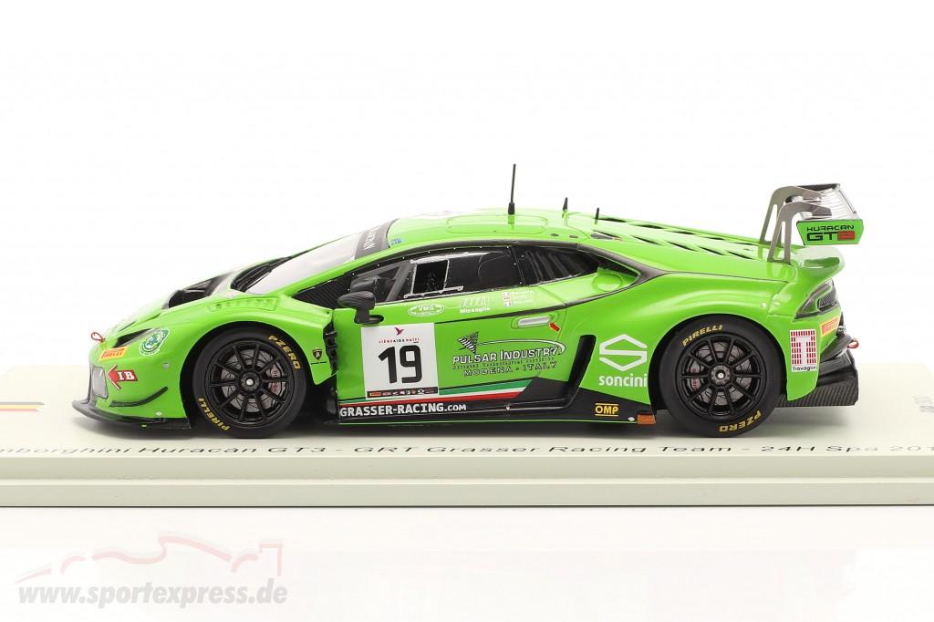 Lamborghini Huracan GT3 #19 24h Spa 2016 Grasser Racing Team