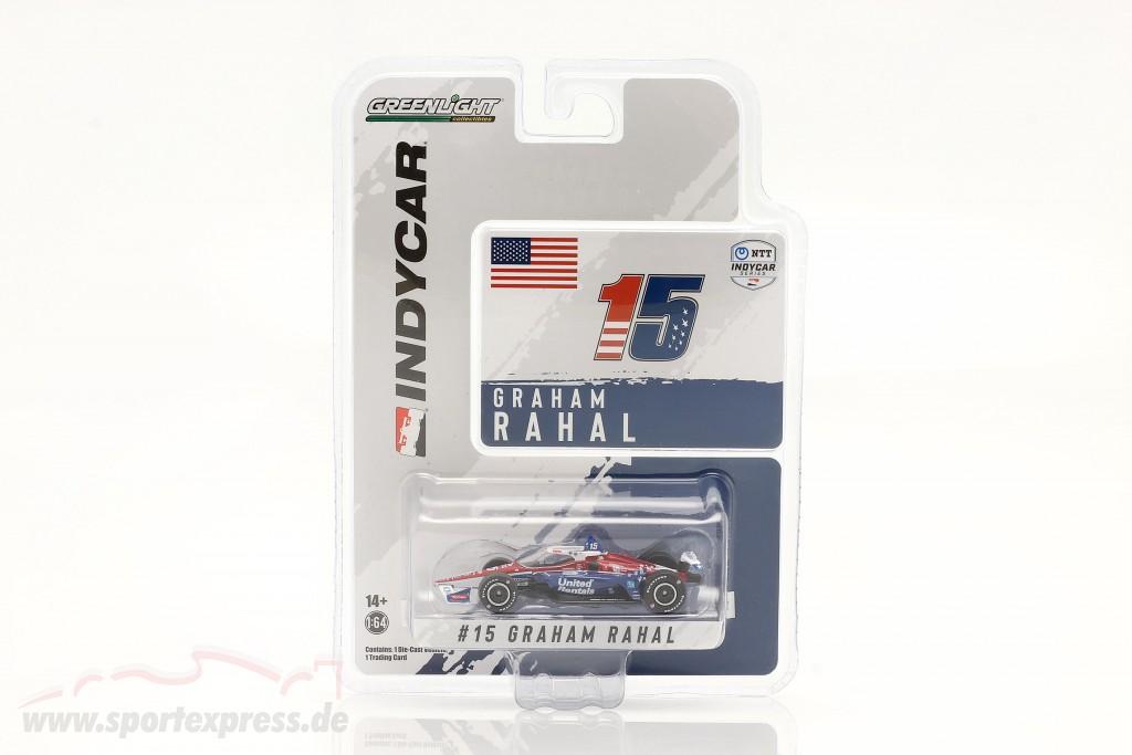 Graham Rahal Honda #15 IndyCar Series 2021
