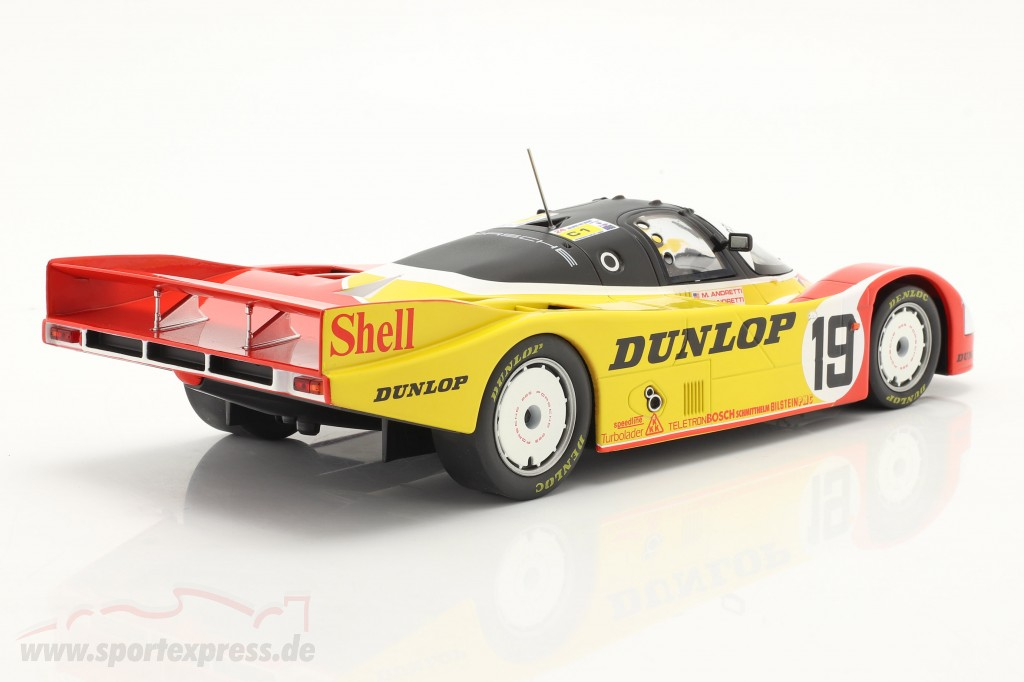 Porsche 962C #19 6th 24h LeMans 1988 Porsche AG