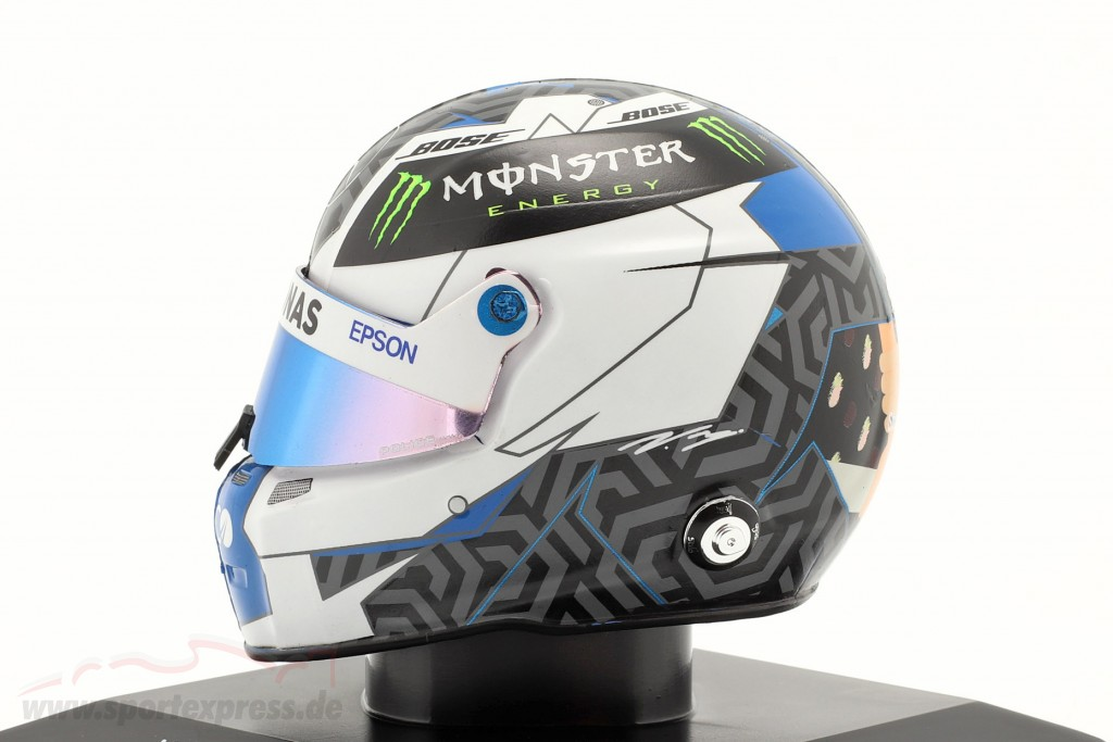 Valtteri Bottas #77 Mercedes-AMG Petronas F1 Team Formel 1 2020 Helm